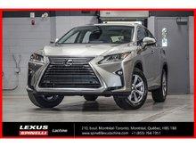 2018 Lexus RX 350 NAVIGATION AWD; CUIR TOIT GPS ANGLES MORTS LSS+