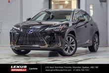 2019 Lexus UX 250h HYBRIDE F SPORT II AWD; CUIR TOIT GPS ANGLES MORTS