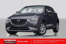 2017 Mazda CX-3 GX NAVIGATION