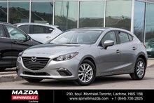 2016 Mazda Mazda3 GS SPORT BAS KILO CAMERA SIÈGE CHAUFFANT TOIT NAV