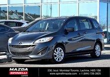 2013 Mazda Mazda5 GS UN PROPRIÉTAIRE BAS KM PROPRE