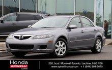 2006 Mazda Mazda6 GS AUTO BAS KM 8 PNEUS PROPRE!!