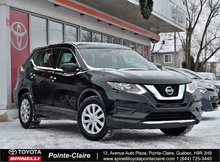 2017 Nissan Rogue S PKG $4000+ DE RABAIS!!!!!