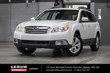 2010 Subaru Outback 2.5i PREMIUM AWD; AUTO A/C GRP. ELECTRIQUE