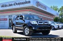 2007 Toyota 4Runner ******V6 SR5 FAITES VITE!!!!!!!!!!!!
