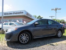 Toyota Camry LE UPGRADE 2013