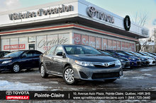 2014 Toyota Camry *****17148KM SEULEMENT!!!!!!!!