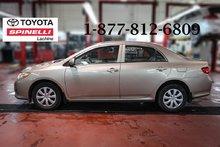 Toyota Corolla CE GROUPE B 2010