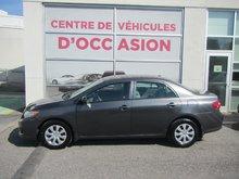 2010 Toyota Corolla CE C PKG