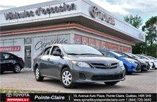 2011 Toyota Corolla C PKG 5 VITESSE A/C
