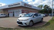 Toyota Corolla LE PKG 2014