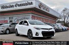 2014 Toyota Corolla TECH PKG + GPS