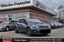 2014 Toyota Corolla S UPGRADE PKG!!!!
