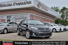 2015 Toyota Corolla LE UPGRADE PKG TOIT