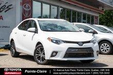 2016 Toyota Corolla *****LE UPGRADE