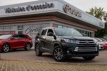 2017 Toyota Highlander XLE+GPS $4500 DE RABAIS!!!