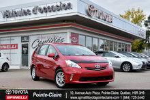 2014 Toyota Prius v '*****'V''HYBRID!!!!BAS KM!!!!