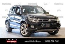 2015 Volkswagen Tiguan HIGHLINE AWD -- CUIR - TOIT PANO --