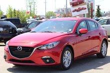 2014 Mazda Mazda3 Sport 2014 MAZDA 3 SPORT 27,000KM SKYACTIV BLUETOOTH  RA