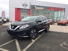 2017 Nissan Murano PLATINUM EDITION