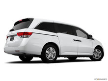 2016 Honda Odyssey LX | Photo 36