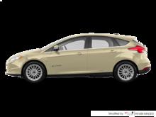 Ford Focus électrique  2017