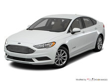 2017 Ford Fusion Hybrid S | Photo 5