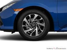 2017 Honda Civic hatchback LX   Photo 4