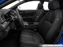 2017 Honda Civic hatchback LX   Photo 11