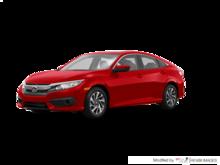 2017 Honda Civic Sedan EX-HS