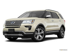 2018 Ford Explorer PLATINUM | Photo 34