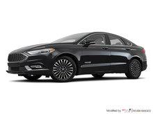 2018 Ford Fusion Hybrid PLATINUM | Photo 12