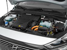 2018 Hyundai Ioniq Hybrid BLUE   Photo 10