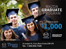 Mazda Graduate Program