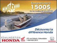 L'événement montez à bord chez Edmundston Honda