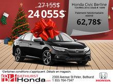 Économisez sur la Honda Civic Berline