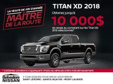 Titan 2018 en rabais!