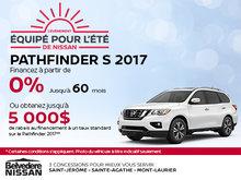 Procurez-vous le Pathfinder 2017!