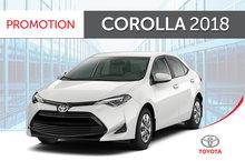 Corolla CE 6M 2018