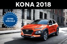 KONA 2018 2.0L Essential à traction avant
