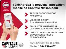 Téléchargez la nouvelle application mobile. chez Capitale Nissan