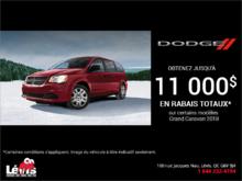 L'événement mensuelle de Dodge
