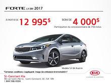 Achetez la Kia Forte 2017!