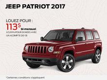 Jeep Patriot Sport 2017 en rabais