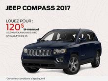 Jeep Compass 2017 en rabais