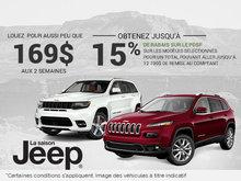L'événement La saison Jeep