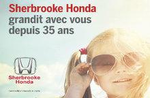 35 ANS - Sherbrooke Honda