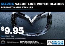 Mazda Value Line Wiper Blades