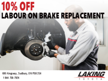 Brake Promotion