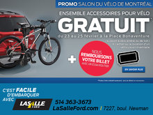Promo Salon du vélo de Montréal